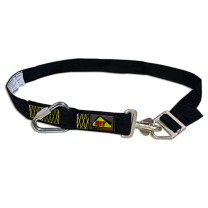 kevlar fire escape belt