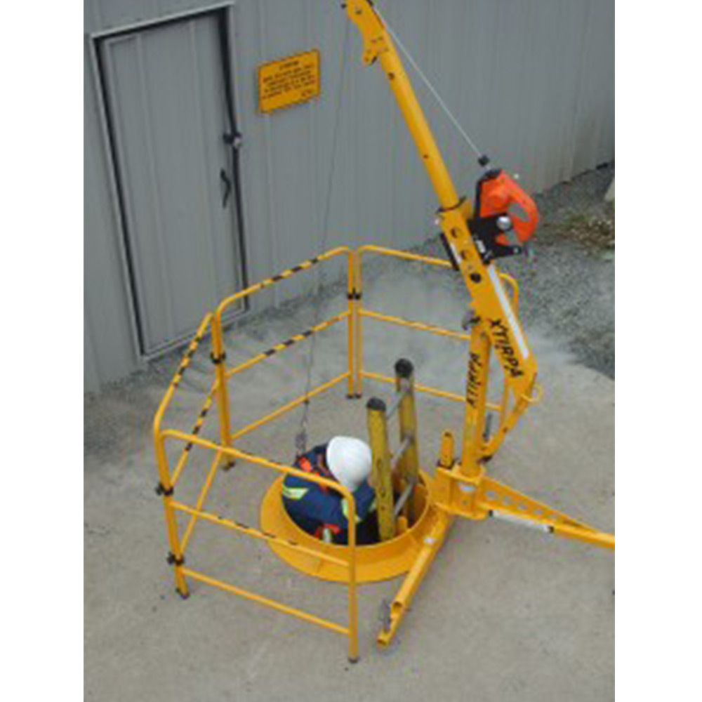 Xtirpa Confined Space Fall Arrest And Rescue Systemrit